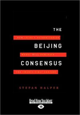 The Beijing Consensus