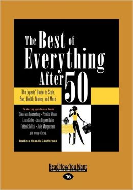The Best Of Everything After 50 (Large Print 16pt)