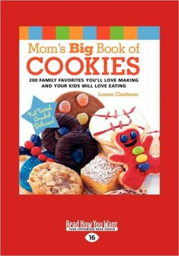 Mom's Big Book Of Cookies