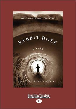 Rabbit Hole (Large Print 16pt)