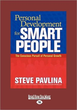 Personal Development For Smart People (Large Print 16pt)