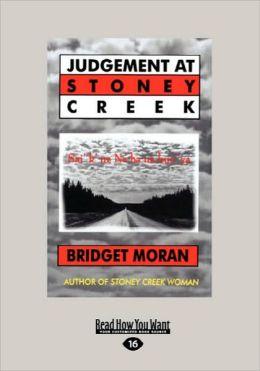 Judgement At Stoney Creek