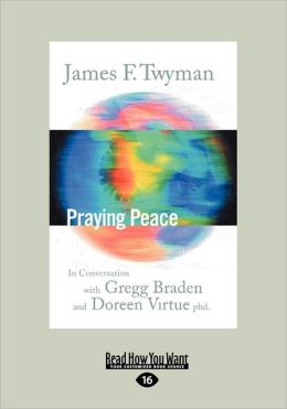 Praying Peace (Large Print 16pt)