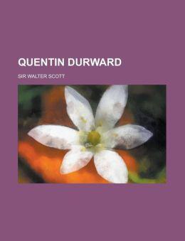 Quentin Durward (1905)