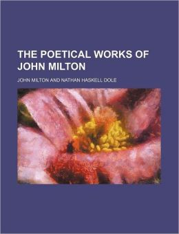 The Poetical Works Of John Milton (1892)