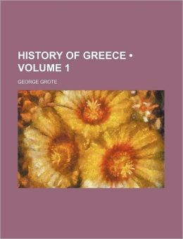 History of Greece (Volume 1)