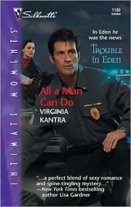 All a Man Can Do (Trouble in Eden Series)