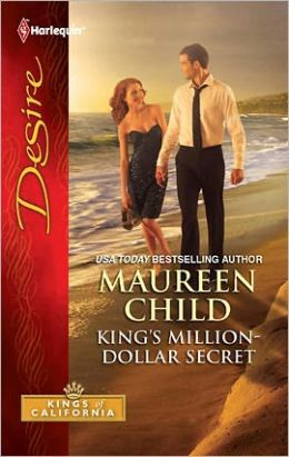 King's Million-Dollar Secret (Kings of California Series)