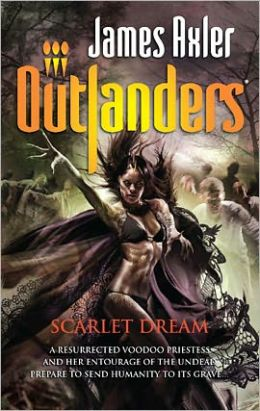 Scarlet Dream (Outlanders Series #57)
