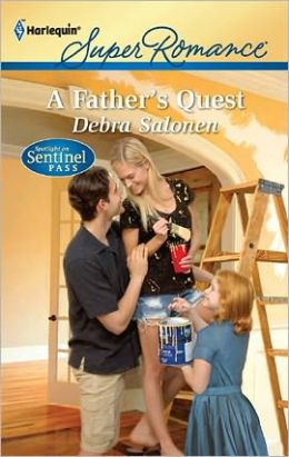 A Father's Quest (Spotlight on Sentinel Pass Series)