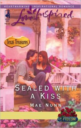 Sealed with a Kiss (Love Inspired Series)