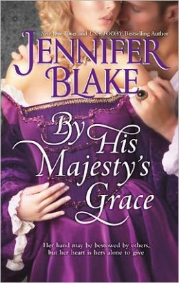 By His Majesty's Grace (Three Graces Series)