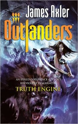 Truth Engine (Outlanders #58)