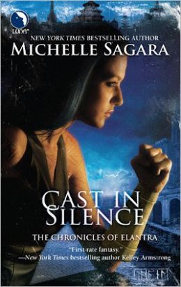 Cast in Silence (Chronicles of Elantra Series #5)