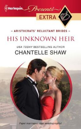 His Unknown Heir (Harlequin Presents Extra #165)