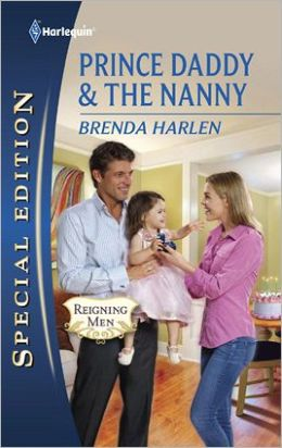Prince daddy the nanny by brenda harlen nook book for Storybook nanny