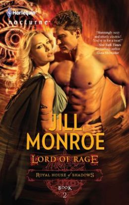 Lord of Rage (Harlequin Nocturne #121)