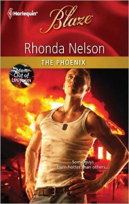 The Phoenix (Harlequin Blaze Series #657)