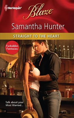 Straight to the Heart (Harlequin Blaze Series #659)