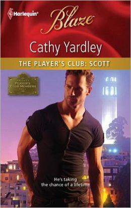 The Player's Club: Scott (Harlequin Blaze Series #662)