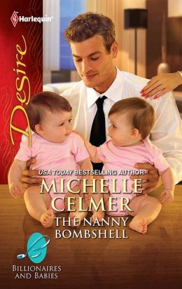 The Nanny Bombshell (Harlequin Desire Series #2133)