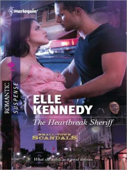 The Heartbreak Sheriff (Harlequin Romantic Suspense Series #1690)