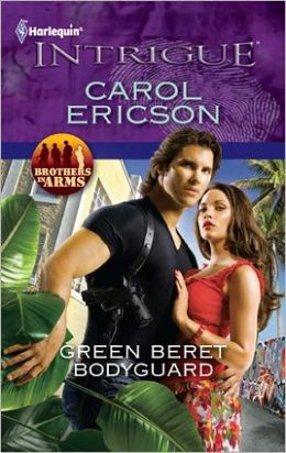 Green Beret Bodyguard (Harlequin Intrigue Series #1326)