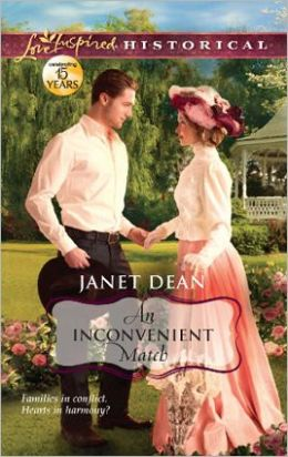 An Inconvenient Match (Love Inspired Historical Series)