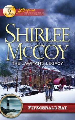 The Lawman's Legacy (Love Inspired Suspense Series)