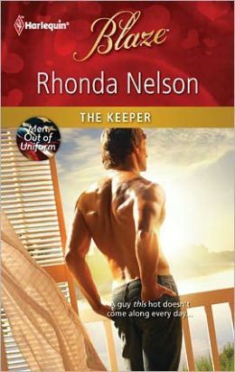 The Keeper (Harlequin Blaze Series #664)