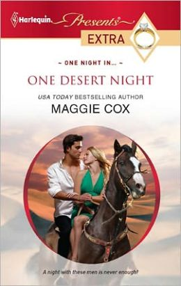 One Desert Night (Harlequin Presents Extra Series #185)