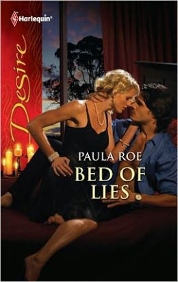 Bed of Lies (Harlequin Desire Series #2142)