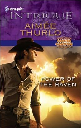 Power of the Raven (Harlequin Intrigue Series #1333)