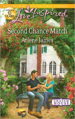 Second Chance Match (Love Inspired Series)
