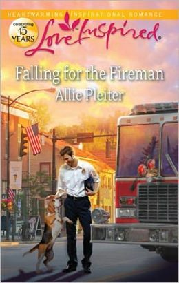 Falling for the Fireman (Love Inspired Series)