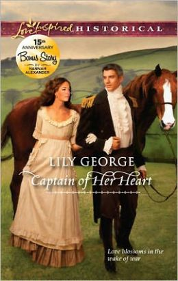 Captain of Her Heart (Love Inspired Historical Series)