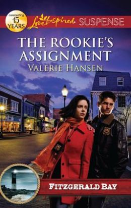 The Rookie's Assignment (Love Inspired Suspense Series)