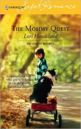 The Mommy Quest (Luchetti Brothers Series)
