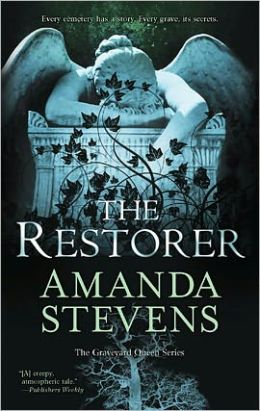 The Restorer (Graveyard Queen Series #1)