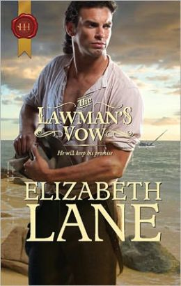 The Lawman's Vow (Harlequin Historical Series #1079)