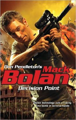 Decision Point (Super Bolan Series #148)