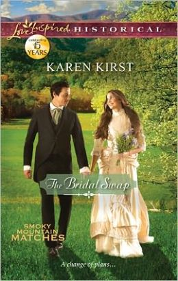The Bridal Swap (Love Inspired Historical Series)