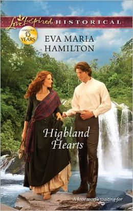 Highland Hearts (Love Inspired Historical Series)