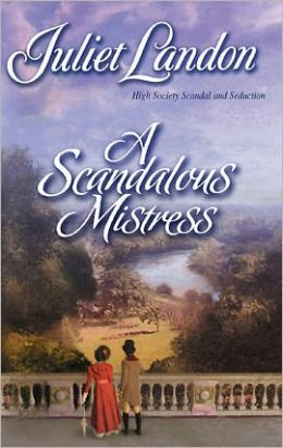 A Scandalous Mistress