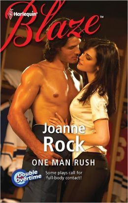 One Man Rush (Harlequin Blaze Series #678)