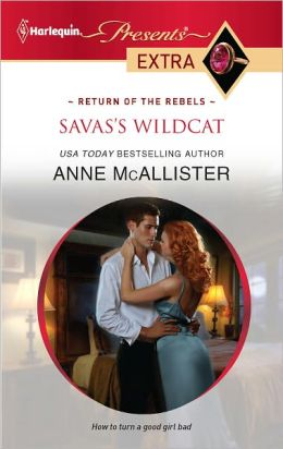 Savas's Wildcat (Harlequin Presents Extra Series #193)