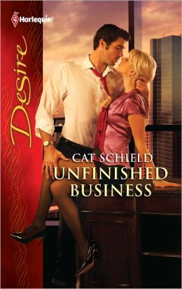 Unfinished Business (Harlequin Desire Series #2153)