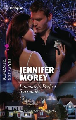 Lawman's Perfect Surrender (Harlequin Romantic Suspense Series #1700)