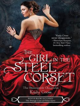 The Girl in the Steel Corset / The Strange Case of Finley Jayne