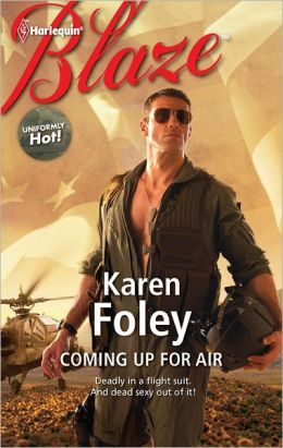 Coming Up for Air (Harlequin Blaze Series #682)